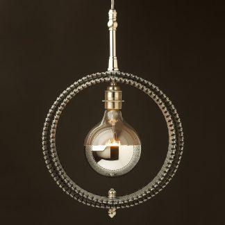 Galassia Twin ring Ceiling Pendant
