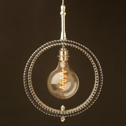 Galassia Twin ring Ceiling Pendant